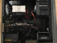 CPU, CPU Cooler, Motherboard, RAM and Case Bundle