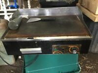 Commercial Griddle Counter Top Kitchen Grill/Oven Equiptment