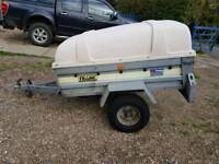 5x3 tipping trailer