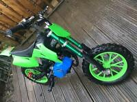 Kxd mini dirt bike