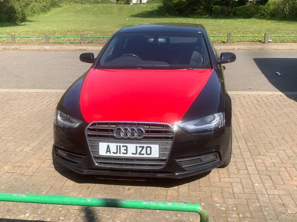 Audi a4s line 2013