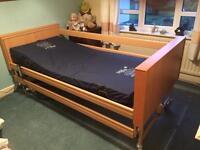 Burmeier Orthopaedic Bed