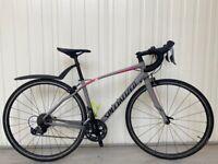"""Specialized Dolce Claris Alu/Carbon Ladies Road Bike UNUSED!! (48cm/19"""")"""
