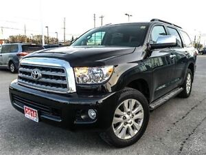 2016 Toyota Sequoia PLATINUM EDITION!