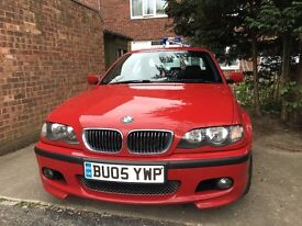 BMW 330i M Sport Auto 2005 E46 1 Private Owner FDSH