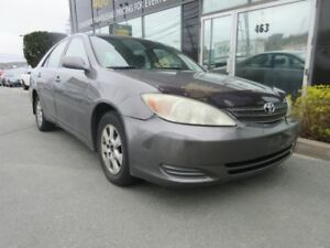 2004 Toyota Camry LE V6 WITH UNDER 200K