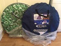 Pop up tents choice of two £10 each