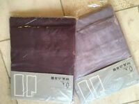 IKEA voile curtains