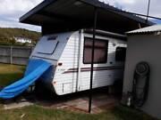 2002 Evernew 17ft Caravan Swansea Lake Macquarie Area Preview