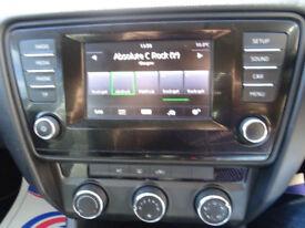 SKODA OCTAVIA 1.6 S TDI CR 5d 104 BHP MOT MARCH 2019 + DAB RADIO + 2 PREVIOUS KEEPERS +
