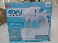 Easy stitch sew machine