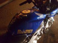 Honda cbr 125 2004