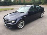 BMW E46 330D M SPORT 12 MONTHS MAY PX OR SWAP