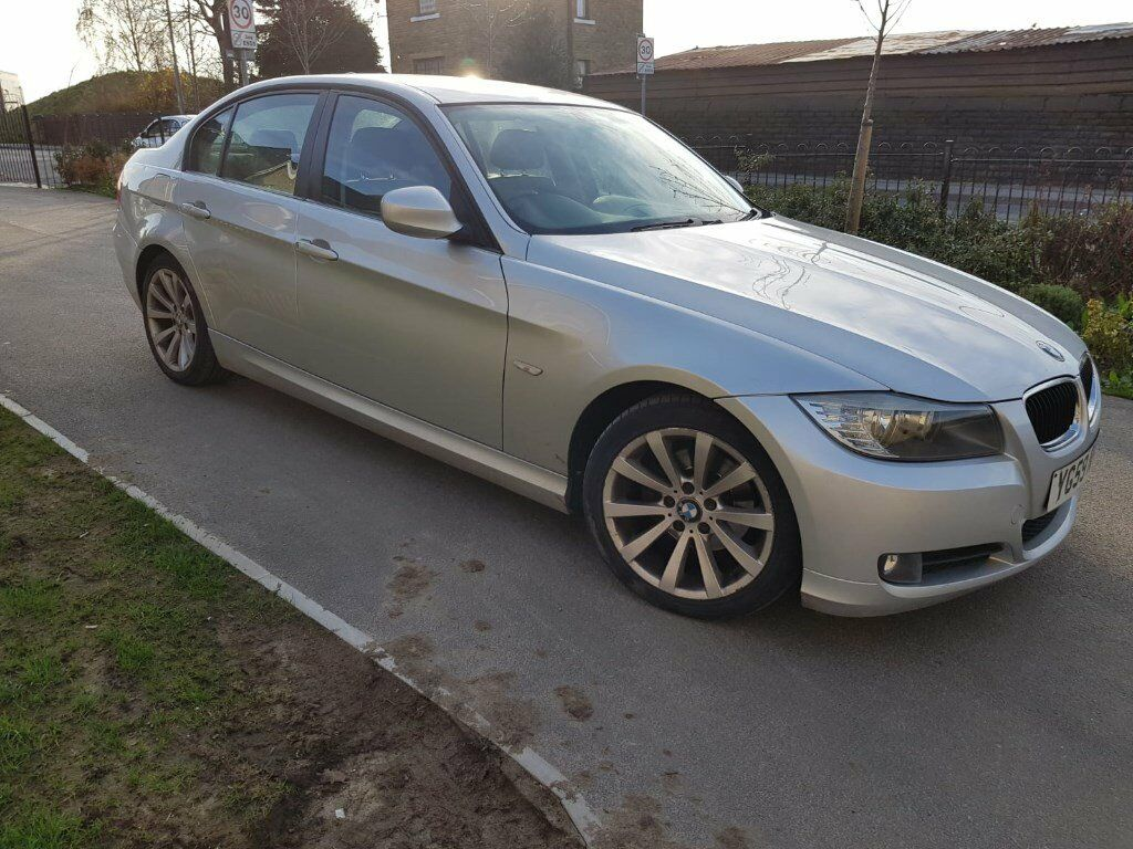 2009 BMW 318D LCI, Business Edition, Sat Nav, Leather, BMW Assist,