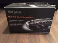Babyliss Thermo-Ceramic Rollers with Accessories £20