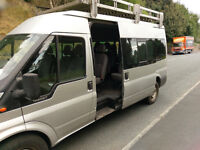 MINIBUS HIRE 14 SEATERS -day trips, hen & stag nights, Local Minibus Service with driver