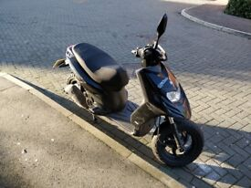 125cc Piaggion typhoon 14 plate