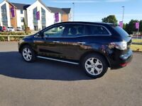 2011 Mazda CX7 low mileage. Black! Diesel!