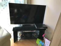 Sony Bravia 50inch Smart HD TV with Stand, DVD player and sky box