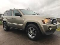 2007 Jeep Grand Cherokee 5.7 V8 Hemi Limited 4x4 / trade in accepted