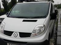 Renault traffic van 2011 reg for sale