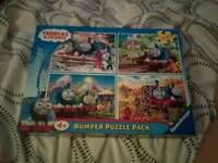 Thomas and friends jigsaw collection