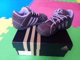 Girls trainers size 5.5