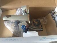 Basin Mixer Chrome Mono - Brand New & Boxed