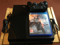 PS4 5OOGB With Battlefield 1