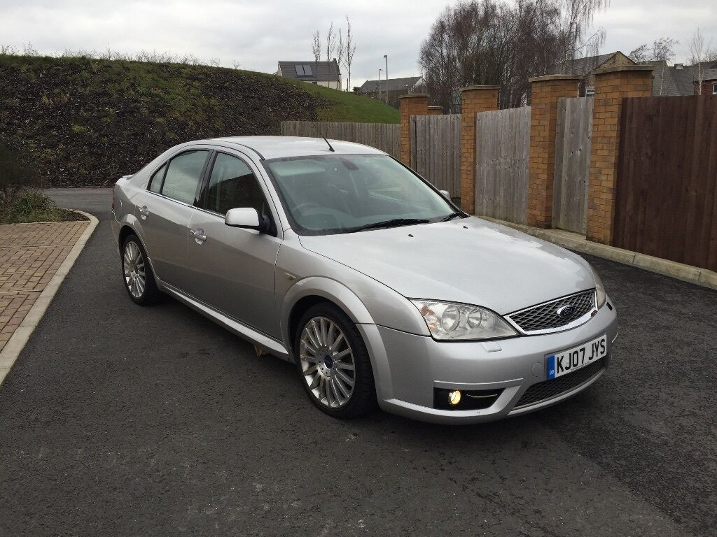 2007 ford mondeo 2 0 tdci st remaped 6 speed looks and drives great px welcome cheapest on net. Black Bedroom Furniture Sets. Home Design Ideas