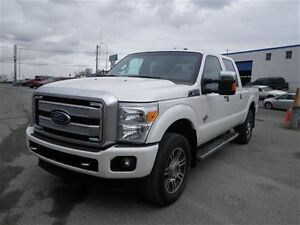 2015 Ford F-350 Platinum | Diesel | Fully Loaded