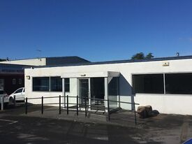 BUSINESS OFFICES TO RENT (GORSEINON) BARGAIN START @ £75.00 PER WEEK ALL INCLUSIVE