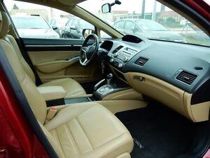 2008 Acura CSX PREMIUM   LEATHER.ROOF   SUPER CLEAN CAR !!! Kitchener / Waterloo Kitchener Area image 13