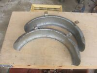 2 trailer mud guards for sale