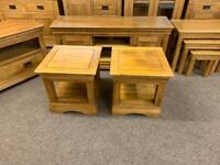 JB Global solid oak table * free furniture delivery *