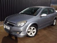 2006 Vauxhall Astra 1.4 i 16v SXi 5dr 1 Previous Owner, 12 Months MOT, May Px
