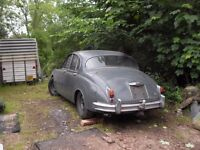 WANTED CLASSIC JAGUARS/DAIMLERS any condition