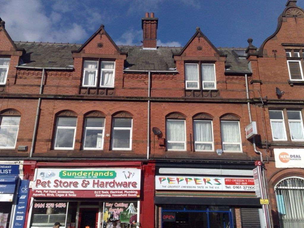2 BEDROOM FLAT FOR RENT IN OPENSHAW, MANCHESTER