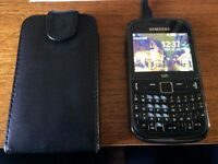 SAMSUNG GT - S3350 - MINT CONDITION