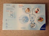Brand New Brita Marella water Jug plus 12 Maxtra Cartridges, boxed and never opened
