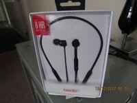 Beats by Dr.Dre BeatsX Wireless Earphones - Black
