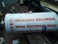 One roll of Rockwool fire barrier