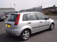 FORD FIESTA MK6 2002 2003 2004 2005 1.25 BREAKING FOR PARTS. CALL US 07974010203