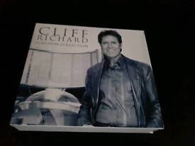 CLIFF RICHARD THE PLATINUM COLLECTION 3 CDS BOX SET.NEW