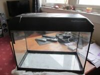 Fish Tank approx 45 litres