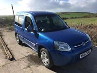 CITROEN BERLINGO MULTISPACE FORTE 2.0 HDI BLUE 2003 DIESEL
