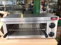 CATERING COMMERCIAL ELECTRIC NEW SALAMANDER GRILL FAST FOOD RESTAURANT KITCHEN TAKE AWAY CAFE KEBAB