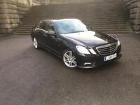 Mercedes E250 blueefficiency sport for sale