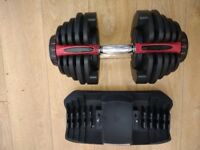 BRAND NEW *Adjustable Dumbell 40kg