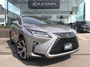 2017 Lexus RX 350 Luxury Pkg Navigation Backup CAM Power Sunroof